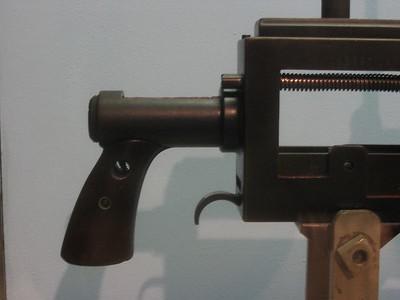 MODEL 1917 BROWNING TRAINING MACHINE GUN