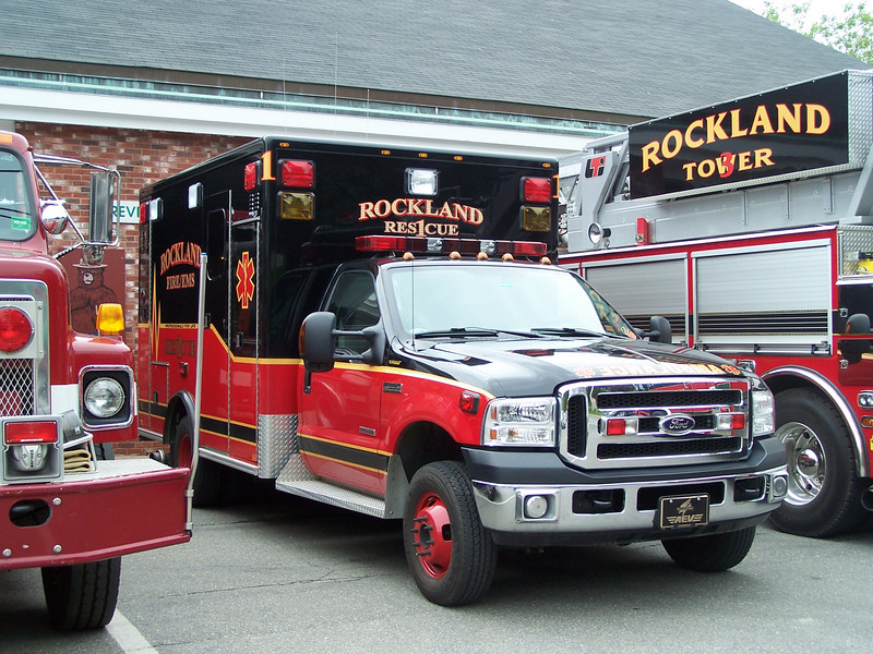 Rockland Me R-1