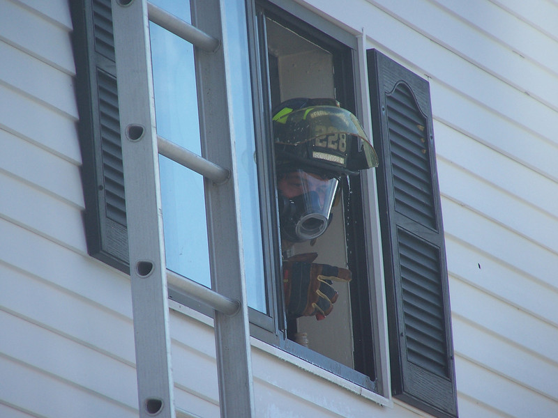 Rumford Firefighter Eric Giroux