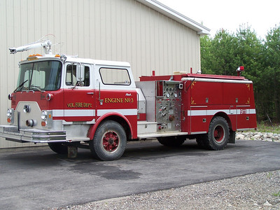 Maine Fire Service