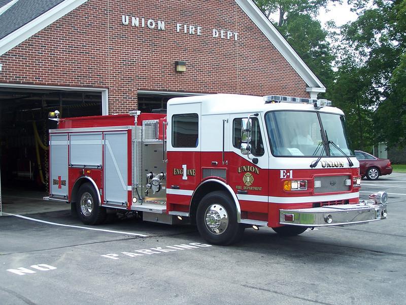 Union Me E-1