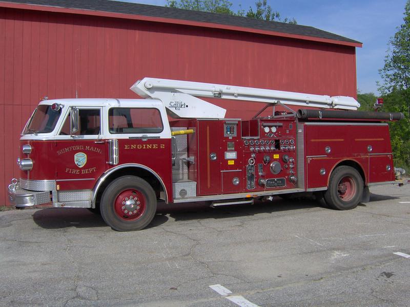 Former Rumford E-2