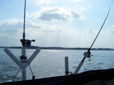 March 23, 2011   --  1st Fishing Trip of the season