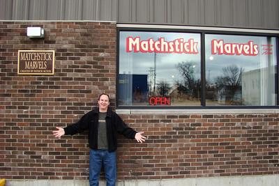 Matchstick Marvels 11-14-2009 Gladbrook, Iowa