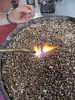 """Closer look at the annealing process.  It """"relaxes"""" the metal."""