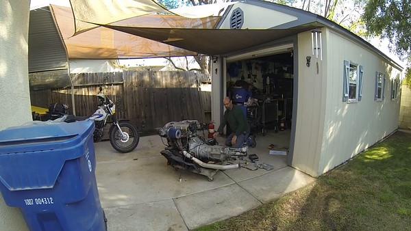 Motor running video