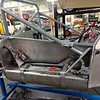Now all semi monocoque aluminum panels riveted back in place, most other bits including fuel cell installed.