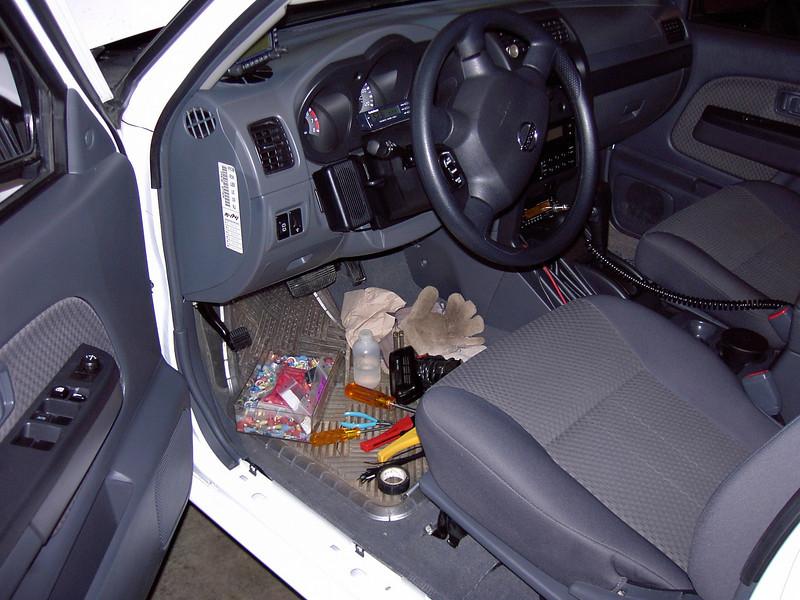 Installing radios, 2004