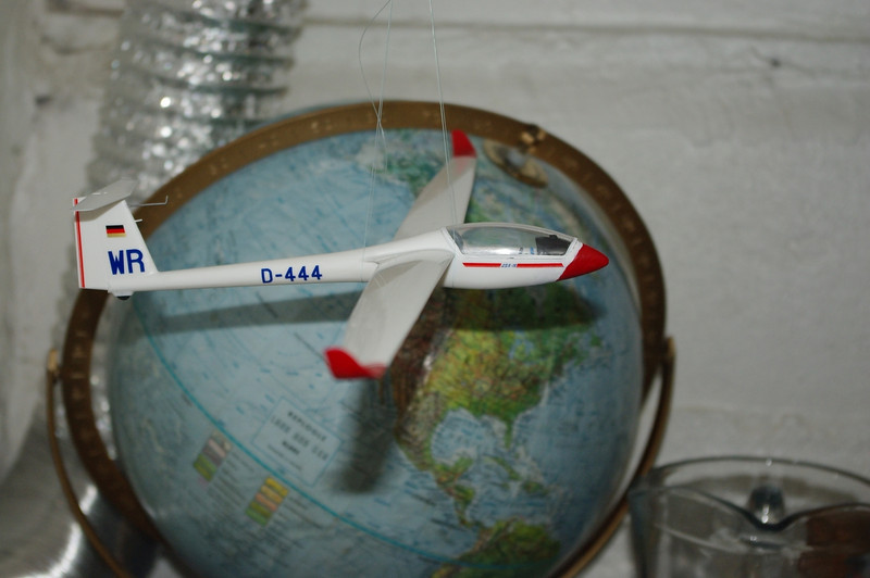 1/32 scale LS8-a/15 Sailplane