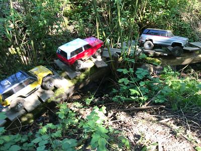 RC auto's - Crawler