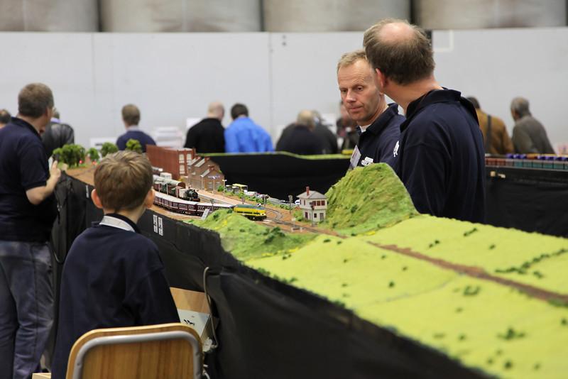 Modelspoor Expo - Mechelen 2010