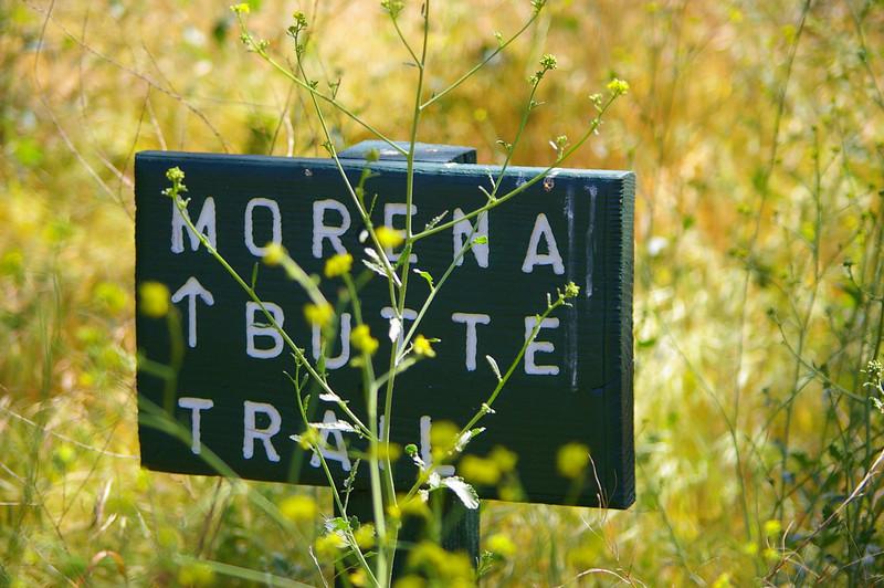 """Mornea Butte Trailhead<br /> <br /> <a href=""""http://www.wysokieprogi.org/docs/morena_butte.pdf"""">http://www.wysokieprogi.org/docs/morena_butte.pdf</a>"""