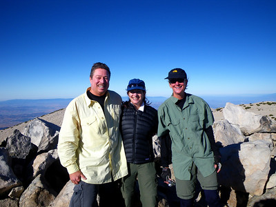 Seven Summits of Big Bear Series: Mt San Gorgonio [2] Birthday Climb Weekend September 11-12, 2010