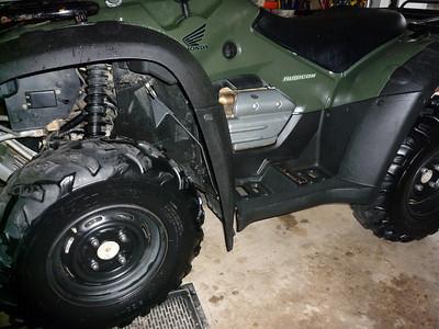 My 4X4 ATV