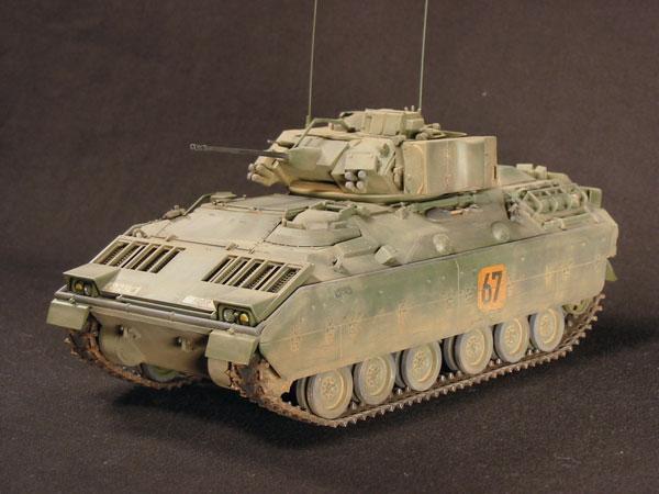 1/35 Tamiya M3 Bradley