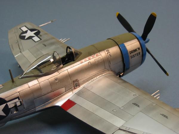 1/48 Prod Modeler P-47N