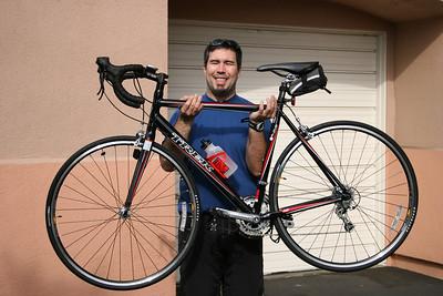 My New Road Bike