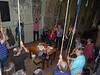 Chepstow ringing chamber