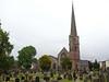 Mitcheldean churchyard