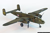 """B-25B Mitchell """"Doolittle Raider"""" - 1/72 Scale by Allan Buttrick<br /> Best Pacific Multi Engine Bomber"""