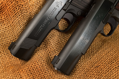 A Pair of Wiley Colts - 45 ACP