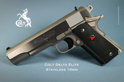Colt Delta Elite 1911 - 10mm