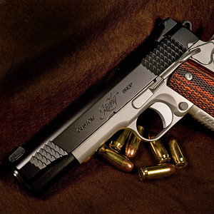 Kimber 1911 Super Carry Custom - 45ACP