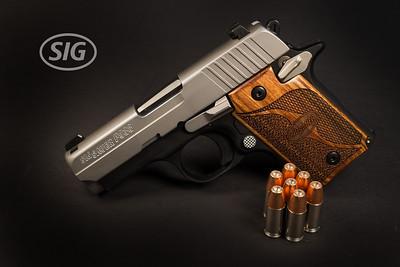 Mouse Gun Collection