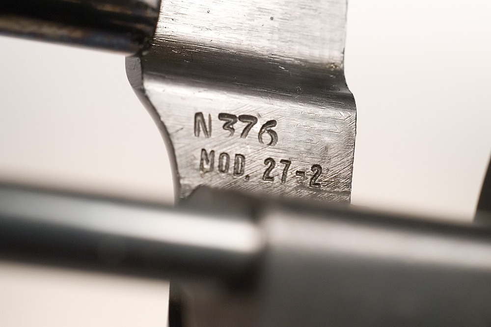 SN# 376XXX dates it around 1975.
