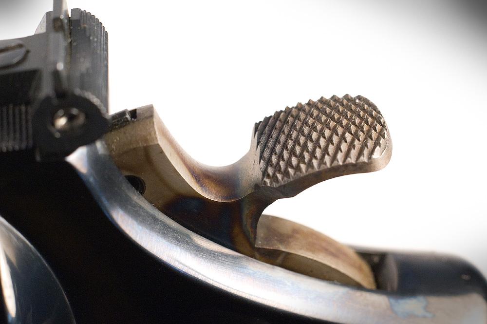 Target hammer -  half-inch & forged.