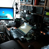 Nice overview of my shack...
