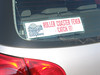 ACE bumper sticker
