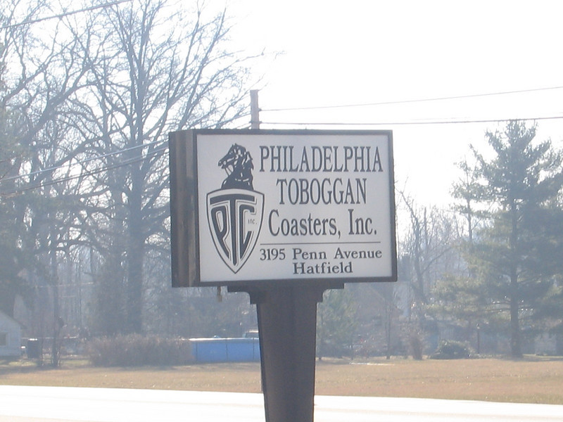 PTC sign