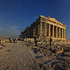 The Acropolis, Athens, Greece.