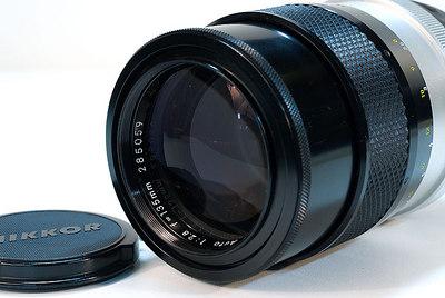 Nikkor 135mm f/2.8 (pre-AI)