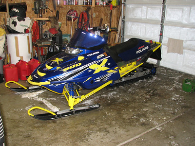 Polaris Indy 800 XC SP