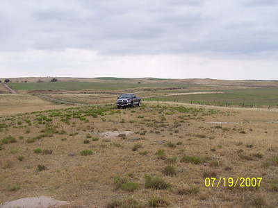 Prairie Dog Hunt - Nebraska, July 2007