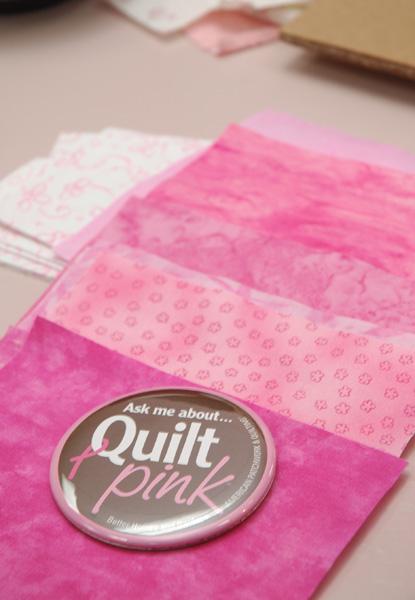 Quilt Pink 2006