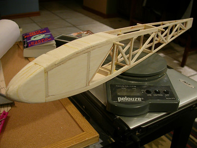 Few days latter, and the fuselage is fully assembled!