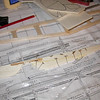 """There was some minor shipping damage to the box my kit came in.  The biggest issue was a crack though the sheet of 3/16"""" balsa right through one of the elevators.  Sure enough it ended up snapping when I started sanding and I had to repair it."""