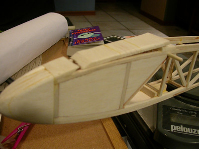Trying to show how I built the access hatch, but missed my focus.  The plans call for adding tabs and apparently bending the hatch to remove it.  I found it didn't bend easily enough for my likings so I made a bevel cut instead.  Wish I had thought to do it on both sides so the hatch would have just slid out from the side.