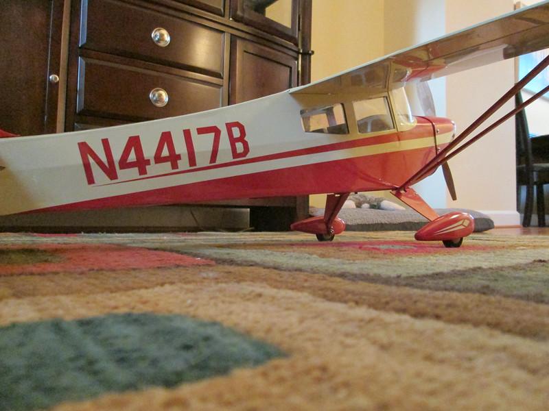 Taylorcraft 450
