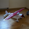 First electric plane