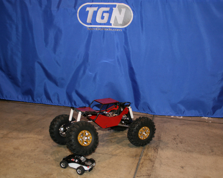 RC4WD crawler.