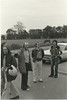 Left Chris G8CIU/G0FDZ...Bob G8JNZ (now a slient key), John Everest, and Paul G4BXT (now a Silent Key). Meopham Rally early 70's,
