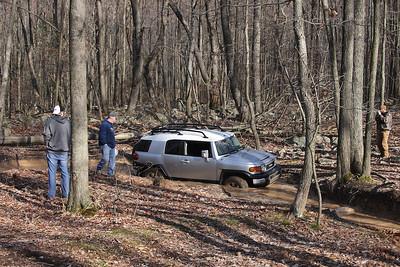 Rausch Creek November 2008