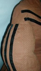cotton dress sleeve