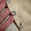 sheer bodice buttons