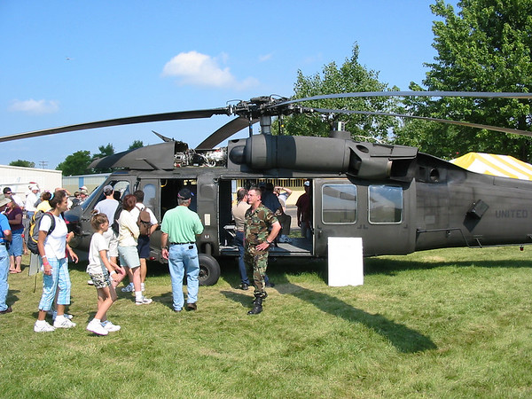UH-60L  Wisconsin National Guard