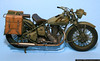 John Friday<br /> Triumph Motorcycle<br /> 1/6 Scale